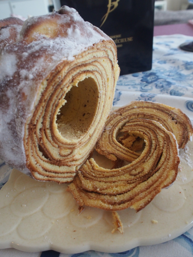 Gâteau à la broche @ PIERRE PRÉCIEUSE_e0214541_14140272.jpg