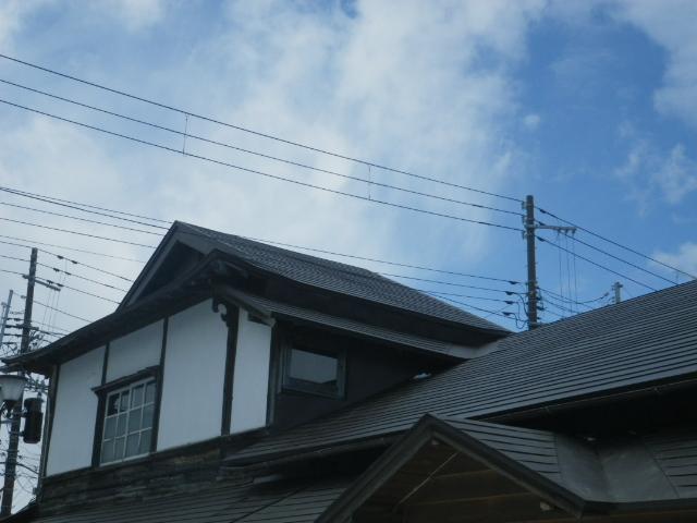 ミル屋根。。。3_b0207642_22383611.jpg