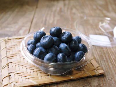 無農薬フレッシュブルーベリー 大量の木片チップを投入して腐木土で育てます_a0254656_1923637.jpg