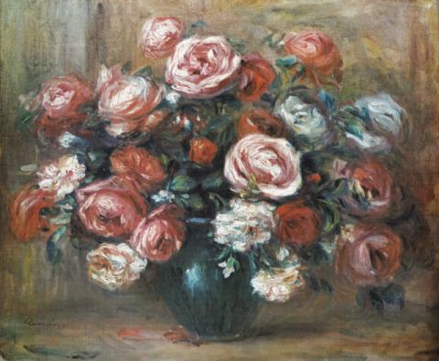 ルノワール 「薔薇のある静物」_e0356356_17184667.jpg