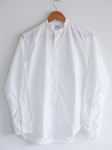 Band Collar Shirt_d0160378_16125676.jpg