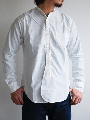 Band Collar Shirt_d0160378_16145611.jpg
