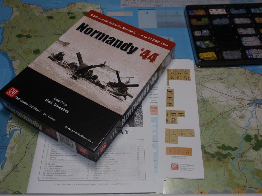 GMT「Normandy\'44」をソロプレイ①_b0162202_23272063.jpg