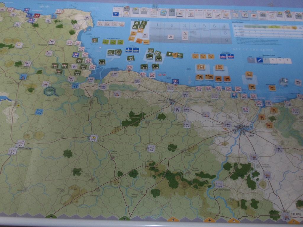 GMT「Normandy\'44」をソロプレイ①_b0162202_23272837.jpg