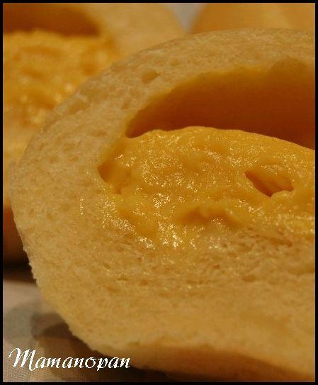 とうふ食パン & とうふクリームパン_b0351606_12074238.jpg