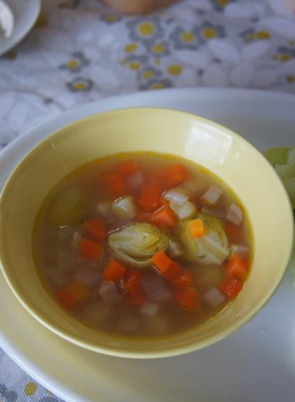 野菜中心の朝ごはん_b0351606_12292514.jpg