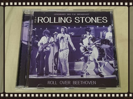 THE ROLLING STONES / ROLL OVER BEETHOVEN_b0042308_14184052.jpg