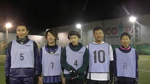 UNO 2/24(水) at COSPA御殿山_a0059812_17171563.jpg