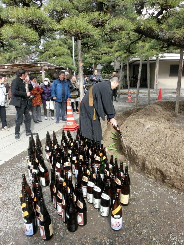 2月25日(木)帝釈天の松お神酒上げ_d0278912_20312382.jpg