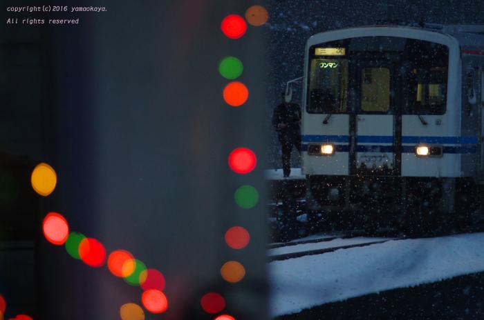 雪のイルミネーション_d0309612_0582323.jpg