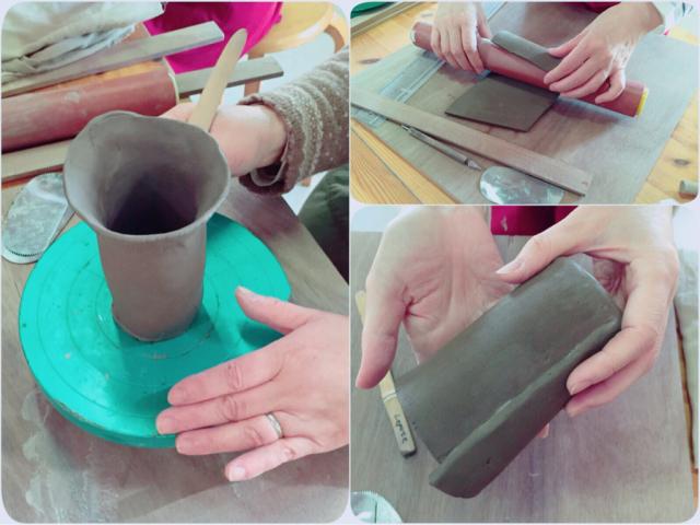 本日の陶芸教室 Vol.397_a0163716_23014234.jpg