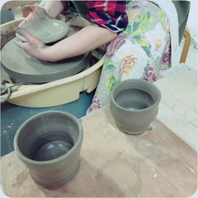 本日の陶芸教室 Vol.399_a0163716_23272472.jpg