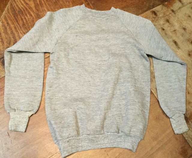 70-80s Deadstock ラグランスリーブsweat shirts !_c0144020_13442768.jpg
