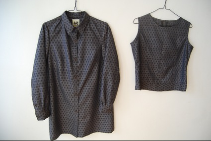 着物リメイク・紬の反物からチュニック&トップス_d0127925_14485290.jpg