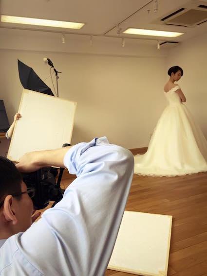 花嫁の心にまでフィットするヴィーヴ ラ マリエの素敵ドレス!_c0043737_20352923.jpg