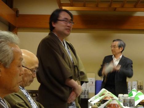 日本秘湯を守る会・・事務局歓送迎会_f0219043_6352899.jpg