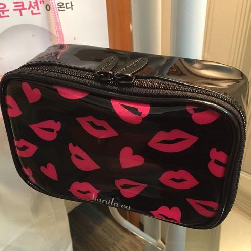 おひとりソウル その20 韓国式トースト大好き♪&バニラコのポーチ♪_f0054260_17471951.jpg