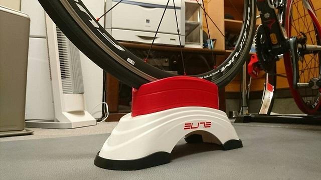 Elite Trainer Su-Sta Elevator Block Tire Riser Stand Bike