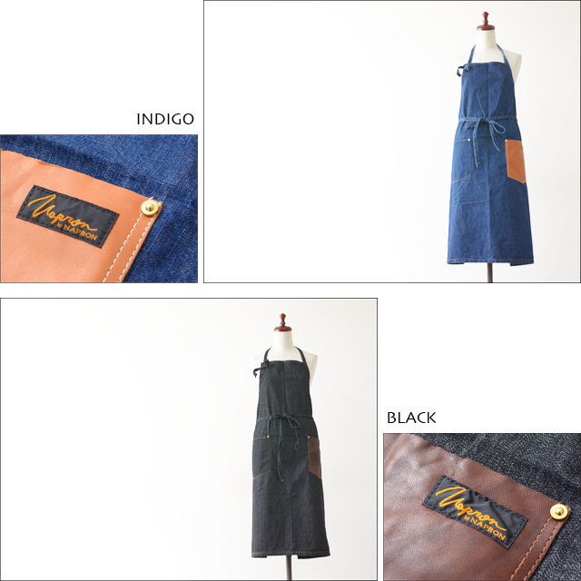 NAPRON [ナプロン] DENIM CRAFT APRON [NP-AP09] MEN\'S/LADY\'S_f0051306_19022327.jpg