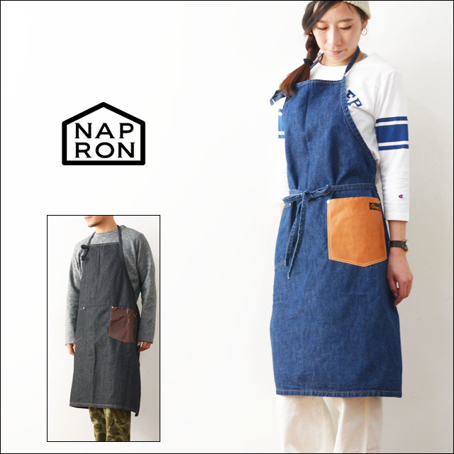 NAPRON [ナプロン] DENIM CRAFT APRON [NP-AP09] MEN\'S/LADY\'S_f0051306_19022364.jpg