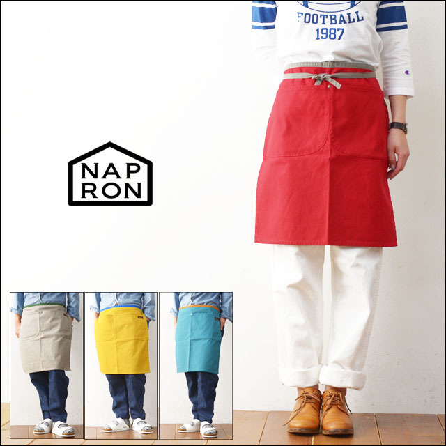 NAPRON [ナプロン] LUMBER WAIST APRON LONG [NP-AP17] MEN\'S/LADY\'S_f0051306_19052451.jpg