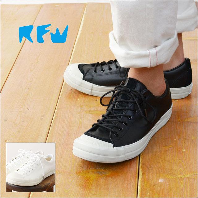 RFW/アールエフダブリュー/RHYTHM FOOTWEAR [リズムフットウェアー] BAGEL-LO2 LEATHER [R-1612232] MEN\'S_f0051306_20260690.jpg
