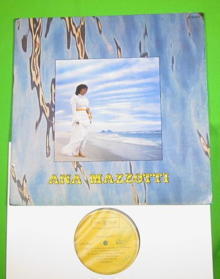 店頭新入荷 - Ana Mazzotti / Same(1974) (Top Tape)_a0244729_18563087.jpg