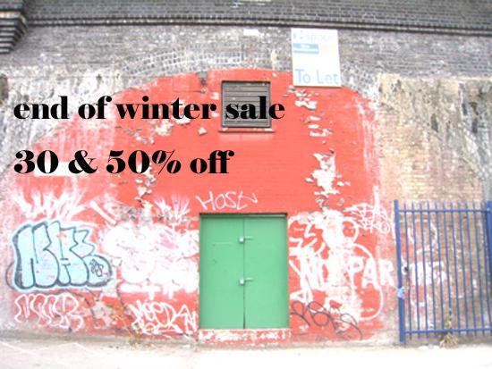 2月26日(金) 冬の終わり SALE です♪_a0327129_2205019.jpg