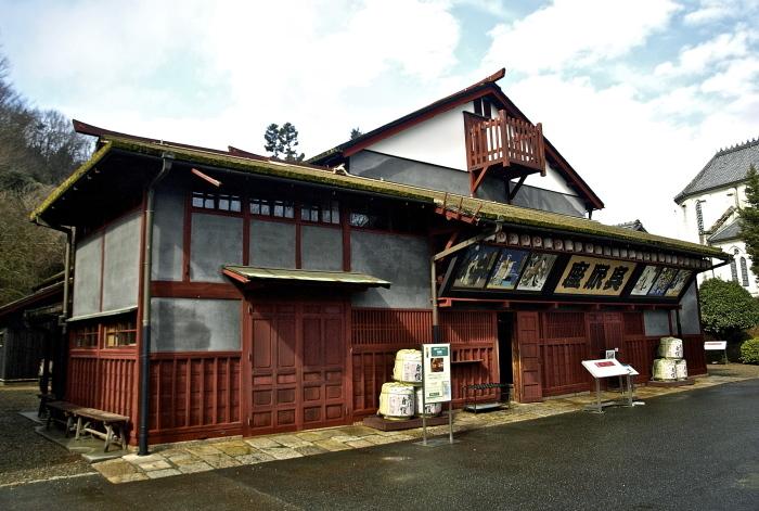 Museum  Meijimura ③_f0315034_16551003.jpg