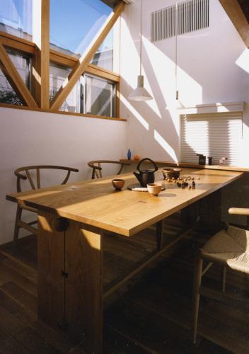 楽しいテーブルのデザイン_c0070136_18083238.jpg