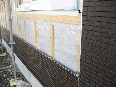 外壁張り(窯業系防火サイディング)_b0162843_86587.jpg