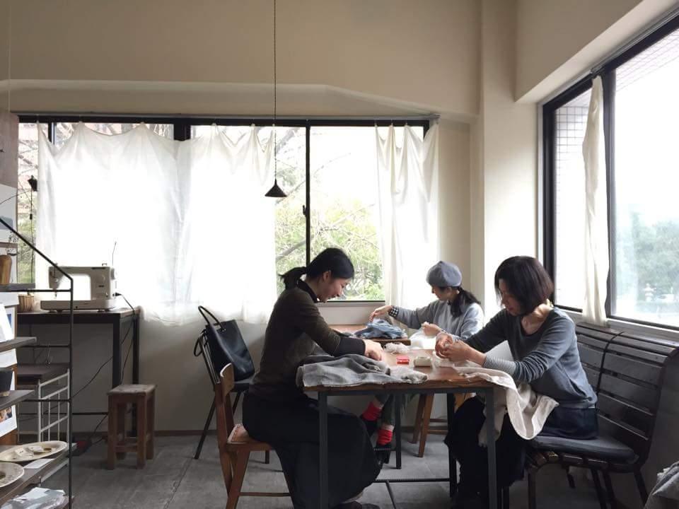 2016.03.17(木) 第2回 nuuno. workshop at Mono.  【春のストール作り】_b0284270_23121717.jpg