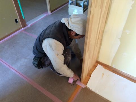 浜北小松 Yさんの家 ★大工工事、塗装工事、左官工事、内装工事_d0205883_7493217.jpg