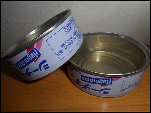 空き缶リメイクしてます。_b0096584_20461170.jpg