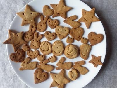 はちみつクッキー と はちみつチョコ_a0247891_152205.jpg