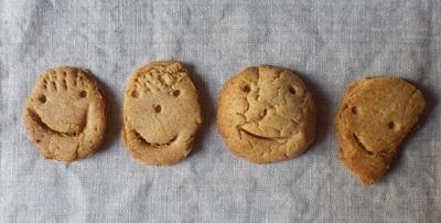 はちみつクッキー と はちみつチョコ_a0247891_1524176.jpg
