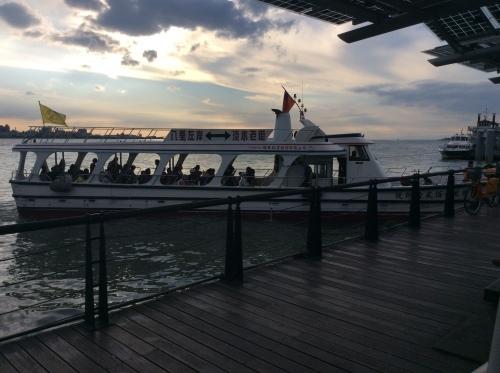 麗しの島 台湾旅行 368 淡水から八里へ その2_e0021092_11083414.jpg
