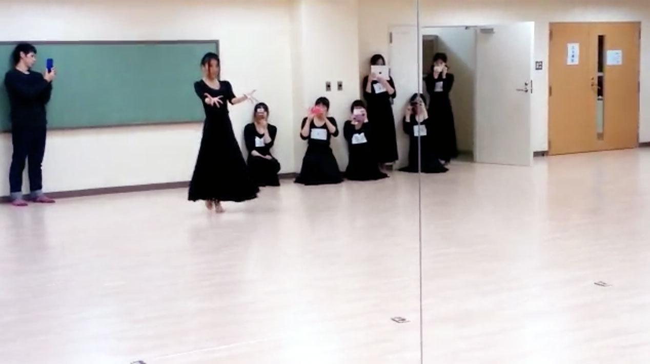 舞台稽古、開始しました!(振付から…☆)_d0224894_13153936.jpg
