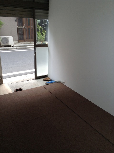 工房ショップ、オープン前_b0249499_19163089.jpg