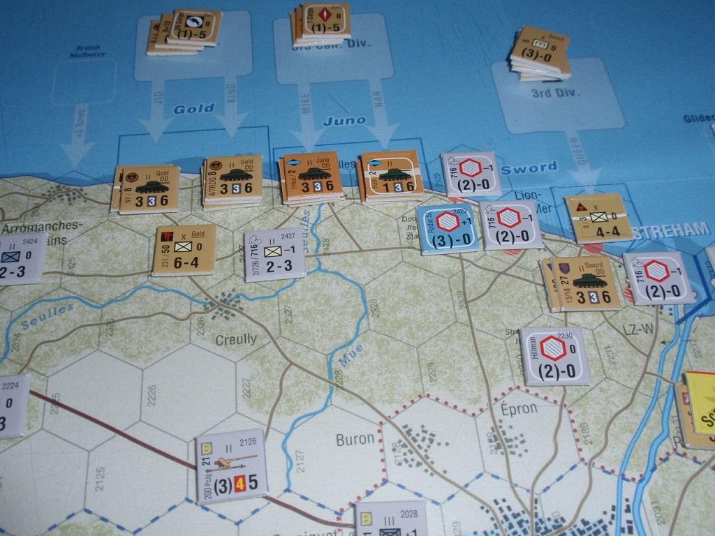 GMT「Normandy\'44」をソロプレイ②_b0162202_20254215.jpg