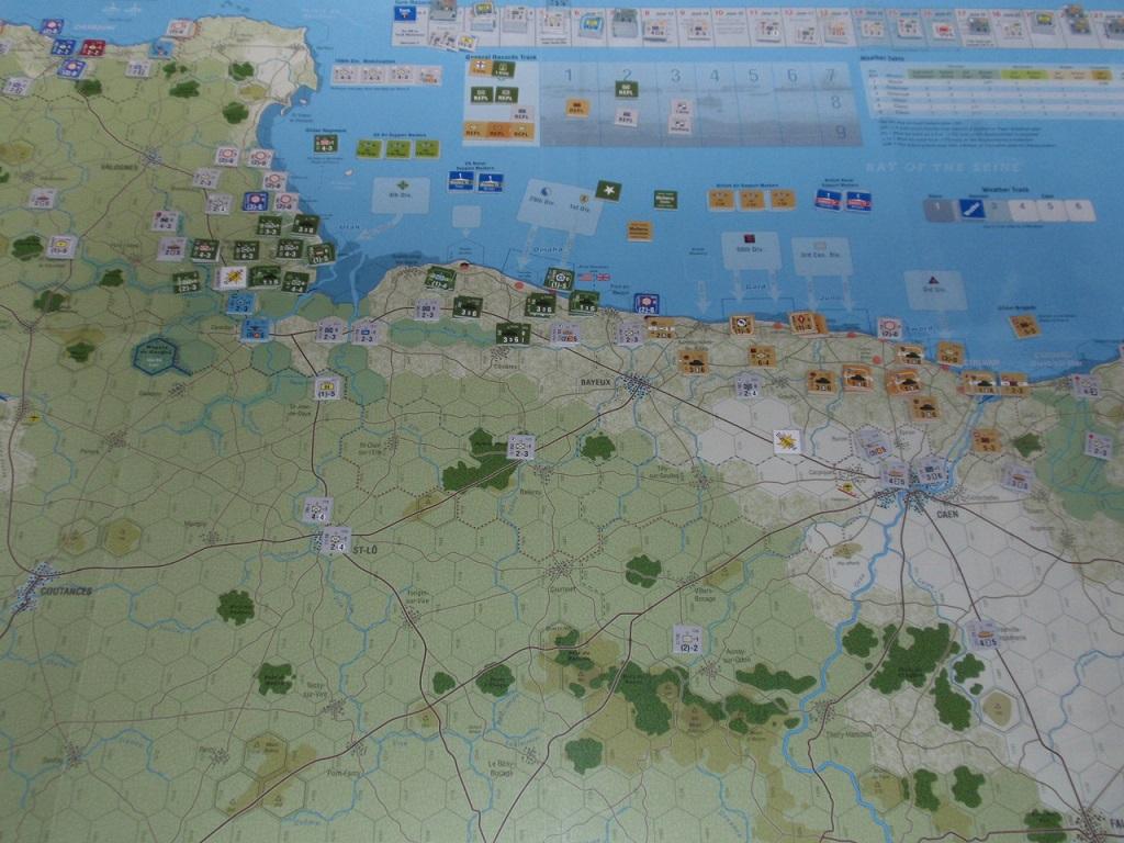 GMT「Normandy\'44」をソロプレイ②_b0162202_20263131.jpg