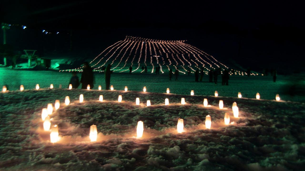 灯の回廊 キューピットバレー_b0163804_23523788.jpg