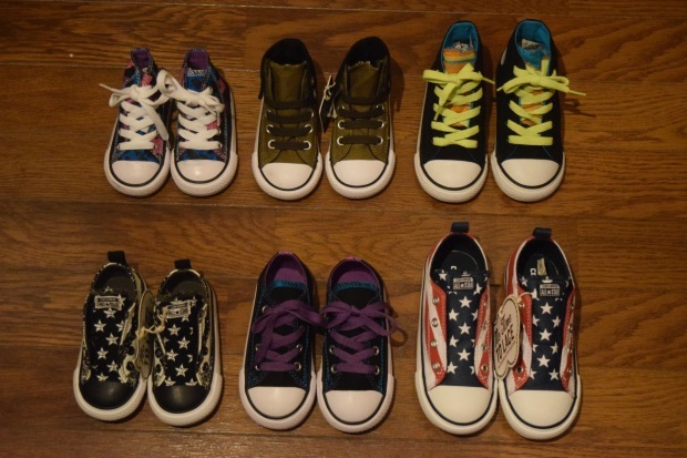 "KIDS CONVERSE ""ALL STAR\"" _c0355834_18104085.jpg"