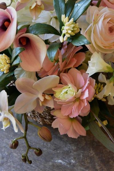 沈丁花の香り。。。_a0229658_7123253.jpg