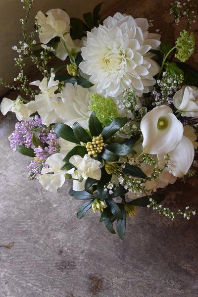 沈丁花の香り。。。_a0229658_715173.jpg