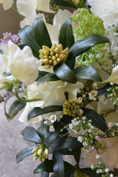 沈丁花の香り。。。_a0229658_7174093.jpg