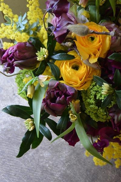 沈丁花の香り。。。_a0229658_7205425.jpg