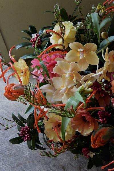 沈丁花の香り。。。_a0229658_7232771.jpg