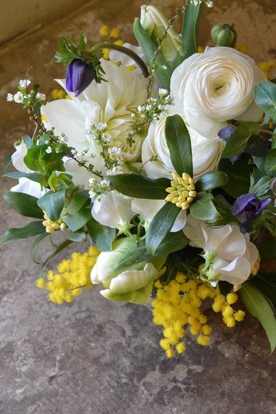 沈丁花の香り。。。_a0229658_7372446.jpg