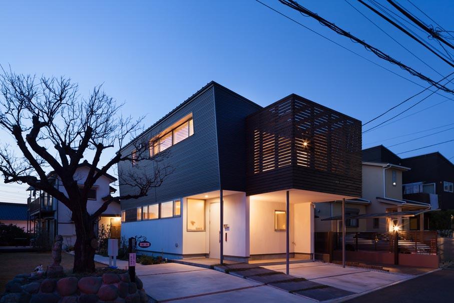 竣工写真(鵠沼の家)_b0061387_1858318.jpg